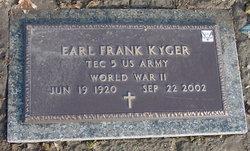Earl Franklin Kyger