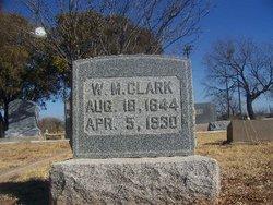William Murrel Clark