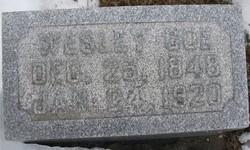 Charles Wesley Coe
