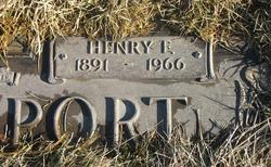 Henry E. Davenport