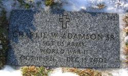 Charlie Will Adamson