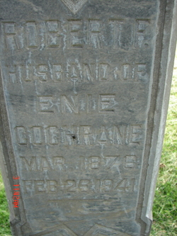 Robert F Cochrane