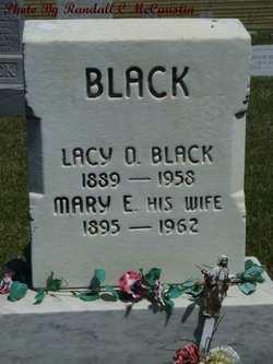 Mary E <I>Wolfe</I> Black