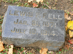 Lewis F Fell