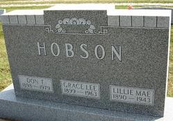Grace Lee Hobson