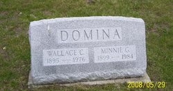 Minnie Grace <I>Newcity</I> Domina