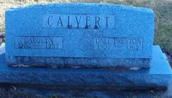 Dale Preston Calvert