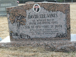 David Lee Vines