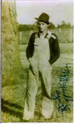Lowell Montell Hanks