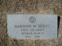 Dardon William Scott