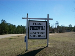 First Freewill Baptist Church Cemetery