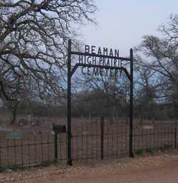 Beaman High Prairie Cemetery