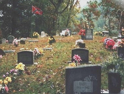 Henry Cantrell Cemetery