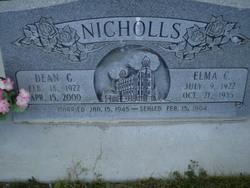 Dean George Nicholls