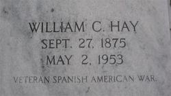 William Ciaphas Hay