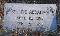 Pauline Abraham