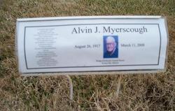 Alvin Joseph Myerscough