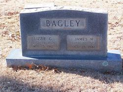 "Elizabeth ""Lizzie"" <I>Gordon</I> Bagley"