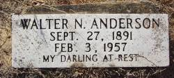 Walter N. Anderson
