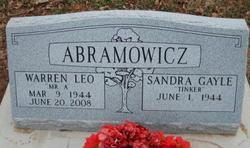 """Warren Leo """"Mr. A"""" Abramowicz"""