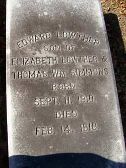 Edward Lowther Simmons