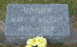 Mary Elizabeth <I>Mullen</I> Balluff