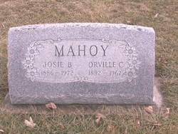 Josie B. <I>Cox</I> Mahoy