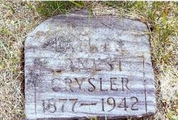 Ernest George Crysler