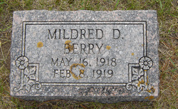Mildred D. Berry