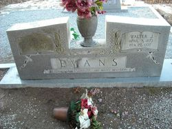 Alice L. <I>Pennington</I> Evans