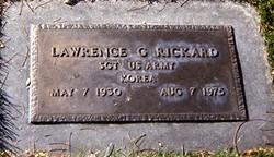 Lawrence Rickards