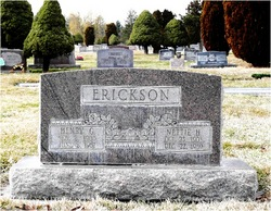 Henry George Erickson