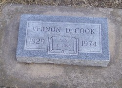 Vernon Dean Cook