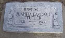 Juanita M. <I>Davison</I> Stutler