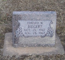 Edward W. Biegert