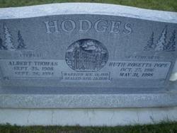 Albert Thomas Hodges
