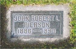 John Robert L. Pierson