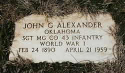 John Garrison Alexander