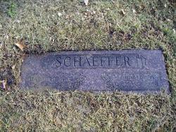 Marjorie E. <I>Cree</I> Schaeffer