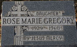Rose Marie Gregory