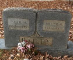 William M. Bailey