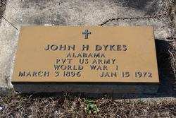 John H. Dykes