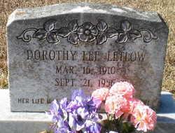 Dorothy Lee Letlow