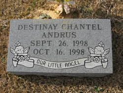 Destinay Chantel Andrus