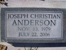 Joseph Christian Anderson