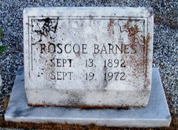 Roscoe Barnes
