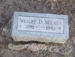Wesley D. Mickey