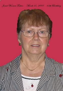Janet Warren Tretter