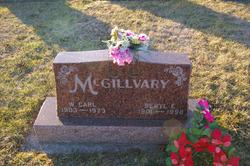 W Carl McGillvary