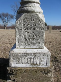 Nellie A. Boone